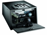 small biometric cash and gun safe