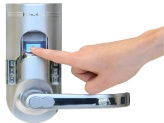 finger door lock