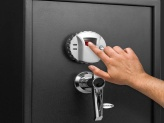 biometric fingerprint safes
