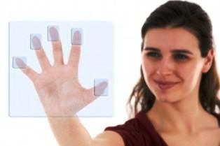 biometric fingerprint scanner 5 fingerprint scan